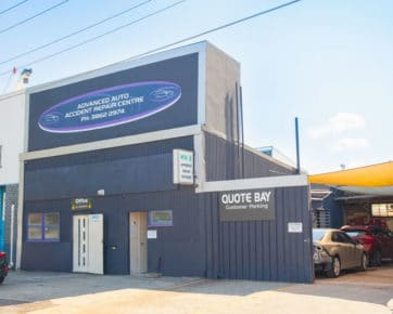 street view of Advanced Auto Accident Repair Centre - smash repairs Albion, Brisbane